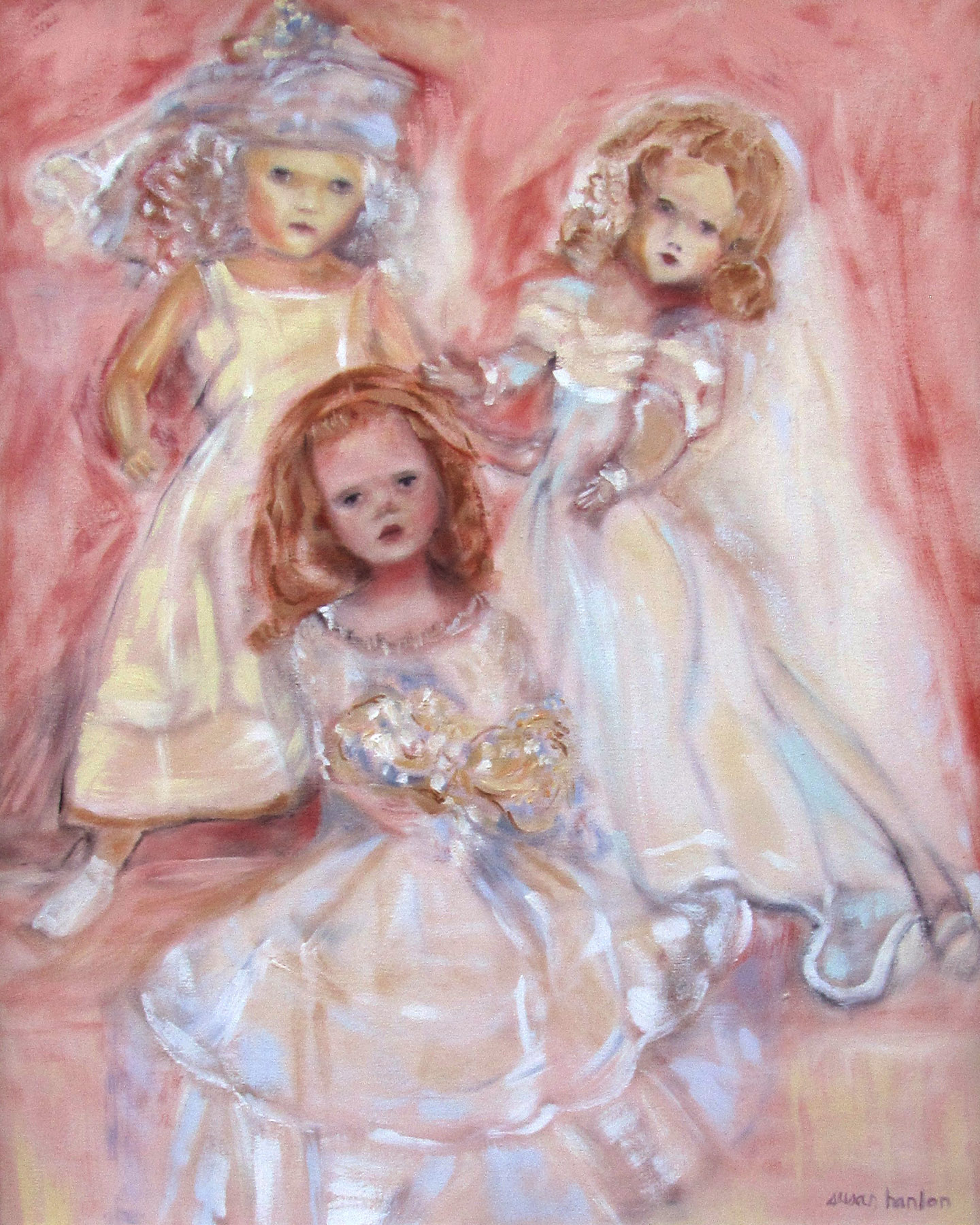 Doll Fancy 25x20